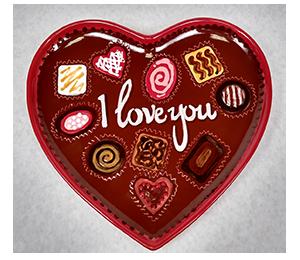 Tustin Valentine's Chocolate