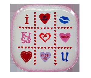 Tustin Valentine's Tic Tac Toe