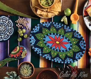 Tustin Talavera Tableware