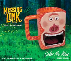 Tustin Mr. Link Mug