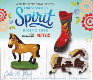 Tustin SPIRIT Riding Free