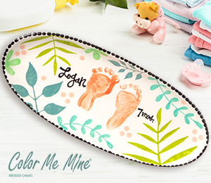 Tustin Tropical Baby Tray