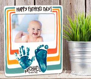 Tustin Father's Day Frame